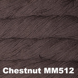 Malabrigo Worsted Yarn Semi-Solids-Yarn-Chestnut MM512-