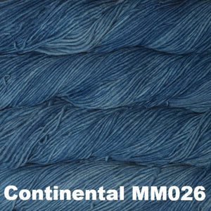 Malabrigo Worsted Yarn Semi-Solids-Yarn-Continental MM026-
