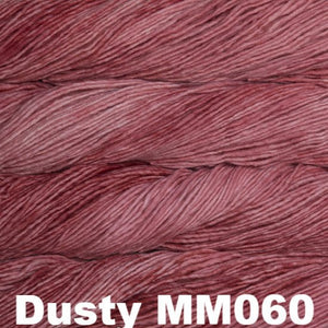 Malabrigo Worsted Yarn Semi-Solids-Yarn-Dusty MM060-