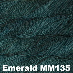 Malabrigo Worsted Yarn Semi-Solids-Yarn-Emerald MM135-