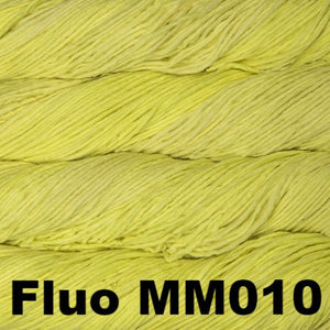 Malabrigo Worsted Yarn Semi-Solids-Yarn-Fluo MM010-