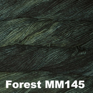 Malabrigo Worsted Yarn Semi-Solids-Yarn-Forest MM145-