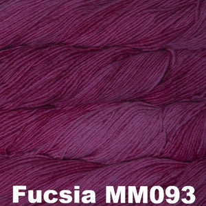 Malabrigo Worsted Yarn Semi-Solids-Yarn-Fucsia MM093-