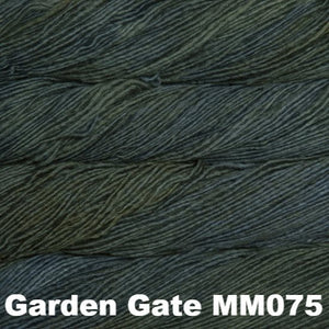 Malabrigo Worsted Yarn Semi-Solids-Yarn-Garden Gate MM075-