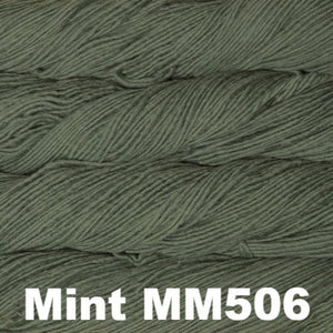Malabrigo Worsted Yarn Semi-Solids-Yarn-Mint MM506-