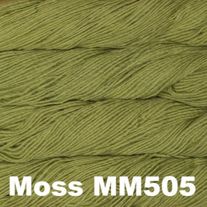 Malabrigo Worsted Yarn Semi-Solids-Yarn-Moss MM505-