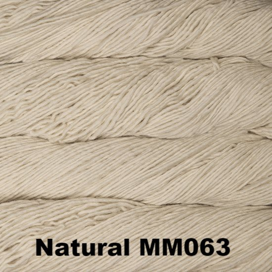 Malabrigo Worsted Yarn Semi-Solids Natural MM063 - 93