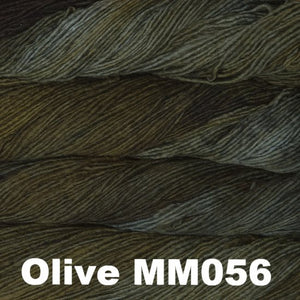 Malabrigo Worsted Yarn Semi-Solids-Yarn-Olive MM056-