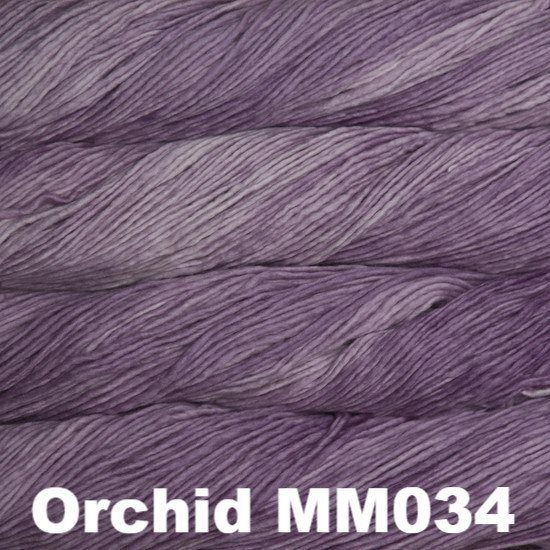 Malabrigo Worsted Yarn Semi-Solids Orchid MM034 - 71