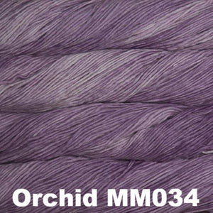 Malabrigo Worsted Yarn Semi-Solids-Yarn-Orchid MM034-