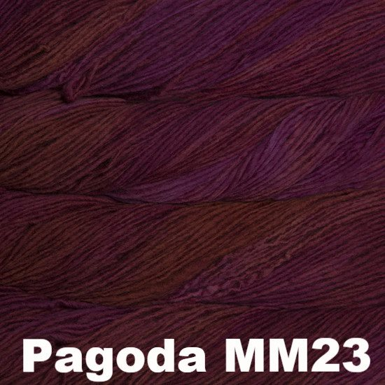 Malabrigo Worsted Yarn Semi-Solids Pagoda MM23 - 5