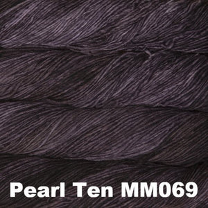Malabrigo Worsted Yarn Semi-Solids-Yarn-Pearl Ten MM069-