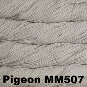 Malabrigo Worsted Yarn Semi-Solids-Yarn-Pigeon MM507-