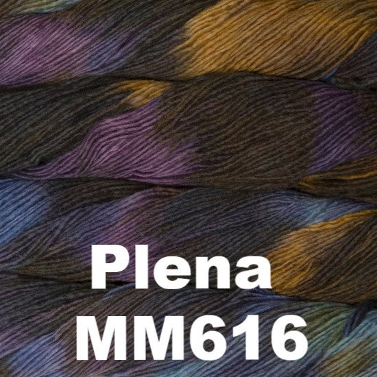 Malabrigo Worsted Yarn Variegated Plena MM616 - 33