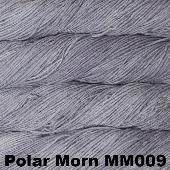 Malabrigo Worsted Yarn Semi-Solids Polar Morn MM009 - 87