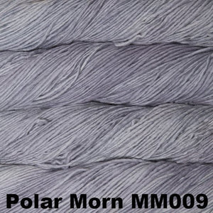 Malabrigo Worsted Yarn Semi-Solids-Yarn-Polar Morn MM009-
