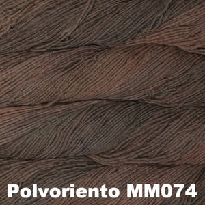 Malabrigo Worsted Yarn Semi-Solids-Yarn-Polvoriento MM074-