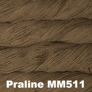 Malabrigo Worsted Yarn Semi-Solids-Yarn-Praline MM511-