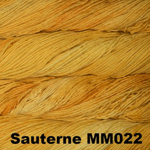 Malabrigo Worsted Yarn Semi-Solids-Yarn-Sauterne MM022-