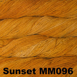 Malabrigo Worsted Yarn Semi-Solids-Yarn-Sunset MM096-