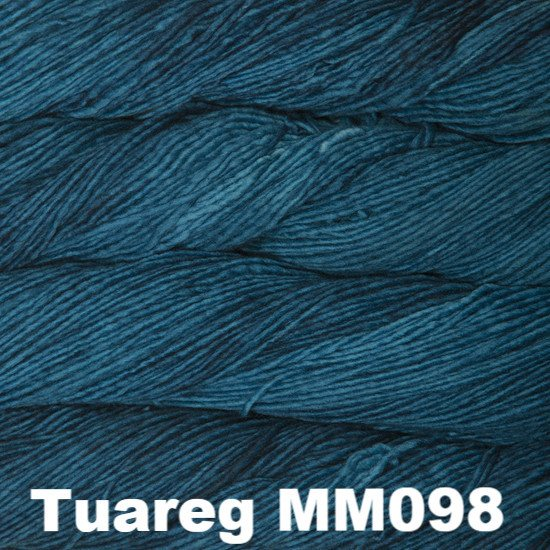 Malabrigo Worsted Yarn Semi-Solids Tuareg MM098 - 57
