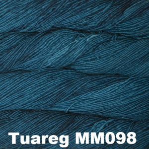 Malabrigo Worsted Yarn Semi-Solids-Yarn-Tuareg MM098-