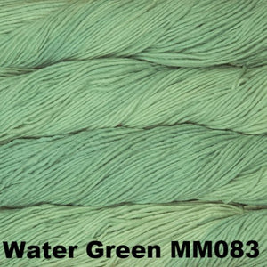 Malabrigo Worsted Yarn Semi-Solids-Yarn-Water Green MM083-