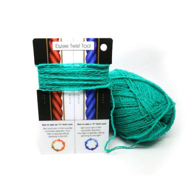 Eszee Twist Tool-Accessories-Camaj Fiber Arts-Paradise Fibers