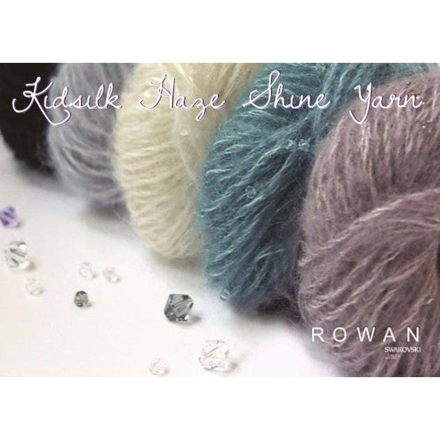 Rowan Kidsilk Haze Shine Yarn  - 1