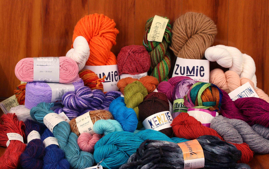 Paradise Mystery Yarn Grab Bag  - 1
