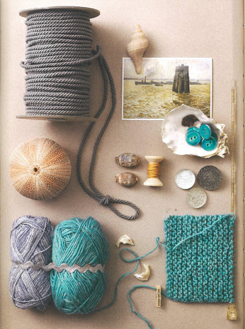 Scheepjes Bookazine YARN- The Sea Issue Vol.1  - 3