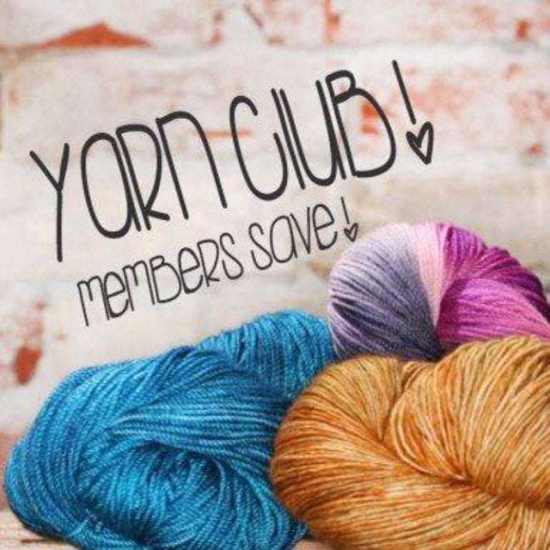Yarn of the Month Club