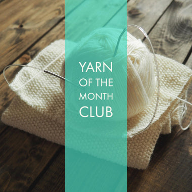 Paradise Fibers Subscription Yarn of the Month Club Contiguous US - 1