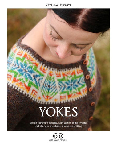 Yokes Book by Kate Davies