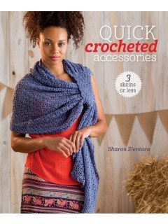 3 Skeins or Less: Quick Crocheted Accessories