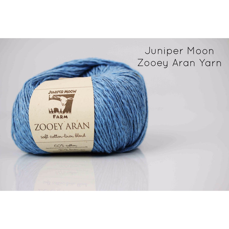 Juniper Moon Farm- Zooey Aran Yarn  - 1