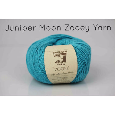Paradise Fibers Yarn Juniper Moon Farm- Zooey Yarn  - 1