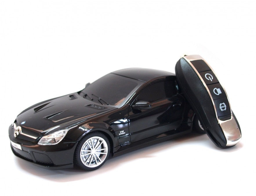 R/C Mercedes-Benz SL 65 AMG Model Car with remote key