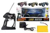 LAND BUSTER BUGGY HIGH SPEED TRUGGY RC 1/12 EP RACING CAR RTR OFF-ROAD 4WD MONSTER TRUCK