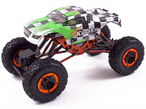 KULAK 1:18 SCALE 2.4GHZ ELECTRIC POWERED OFF-ROAD CRAWLER RTR