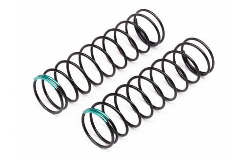 HB RACING Shock Springs (Green/83mm/54.7gF/2pcs) OPTIONAL