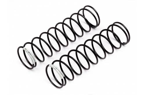 HB RACING Shock Springs (White/83mm/57.9gF/2pcs) OPTIONAL