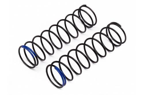 HB RACING Shock Springs (Blue/83mm/61.6gF/2pcs)