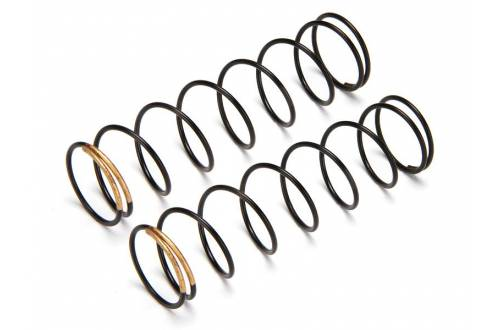 HB RACING Shock Springs (Gold/83mm/70.3gF/2pcs)