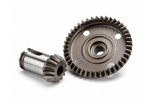 HB RACING Diff Ring / Input Gear Set (43/13)