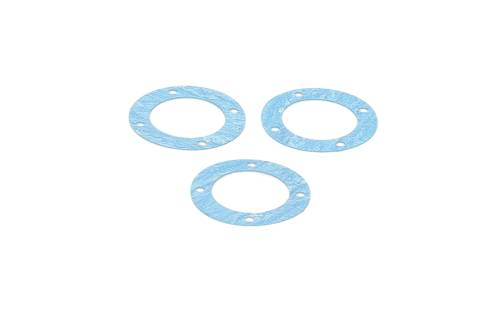 HB RACING GEAR DIFF SEAL (3pcs)