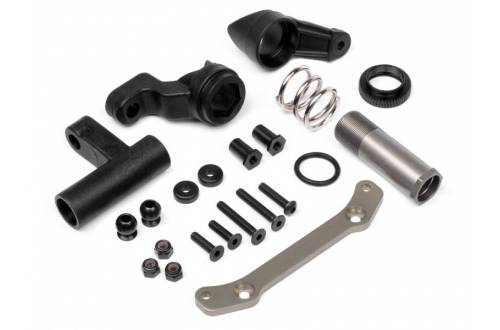 HB RACING STEERING CRANK SET