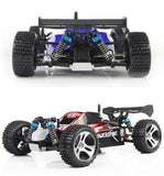 WLTOYS A959 VORTEX 1/18 2.4G 4WD ELECTRIC RC CAR OFF-ROAD INDEPENDENT SUSPENSION BUGGY RTR