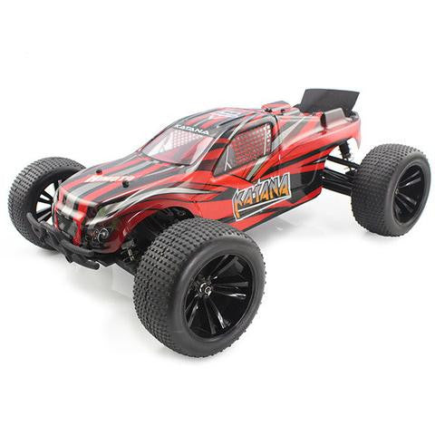 HIMOTO KATANA 1:10 RTR 4WD ELECTRIC OFF ROAD TRUGGY 2.4GHZ BRUSHLESS VERSION WITH LIPO BATTERY