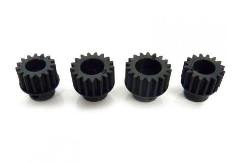 HIMOTO 1/10 PINION GEARS 15T, 16T, 17T, 18T (PART #31040)